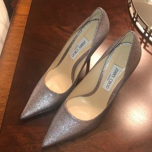 Brand New Sparkly Jimmy Choo Heels